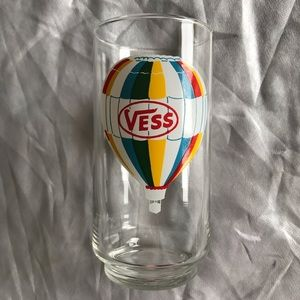 1980's reproduction soft drink Vess tumbler